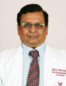 Dr AV Ravi Kumar | Best doctors in India
