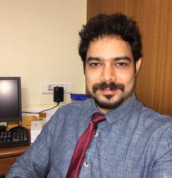 Dr Agneesh Patiel | Best doctors in India