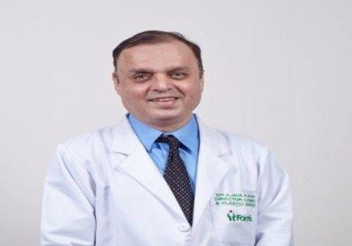 Dr Ajaya Kashyap | Best doctors in India
