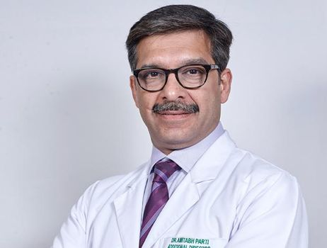 Dr Amitabh Parti | Best doctors in India