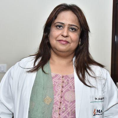 Dr Anjali Nagpal | Best doctors in India