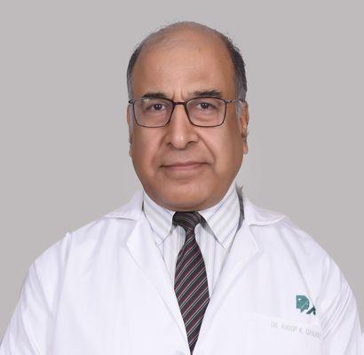 Dr Anoop K Ganjoo | Best doctors in India