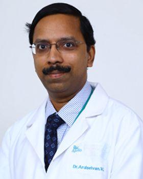 Dr Arulselvan V L | Best doctors in India
