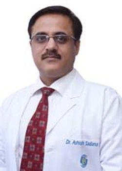 Dr Ashish Sadana | Best doctors in India