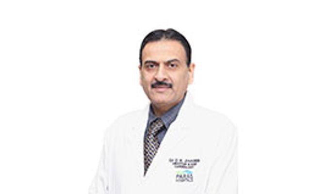 Dr DK Jhamb | Best doctors in India