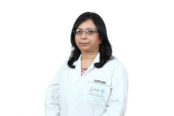 Dr Deepti Sinha | Best doctors in India