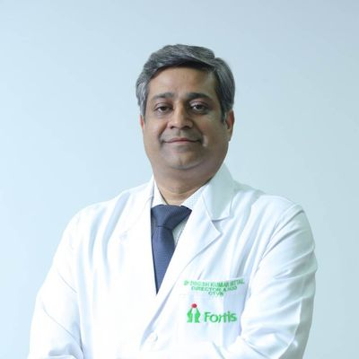 Dr Dinesh Kumar Mittal | Best doctors in India