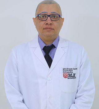 Dr Divesh Gulati | Best doctors in India