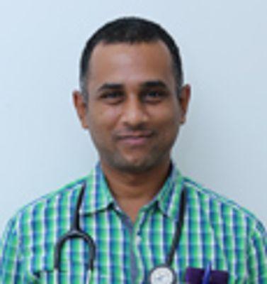 Dr Diwakar Naidu Gajjala | Best doctors in India