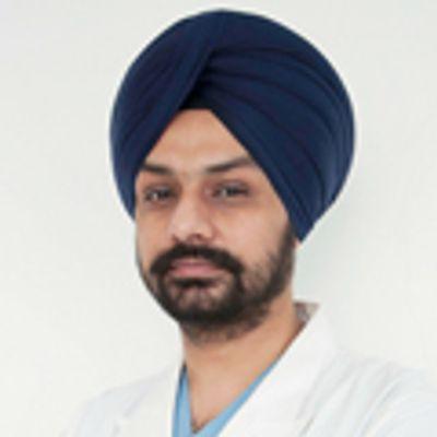 Dr Gagandeep S Wander | Best doctors in India