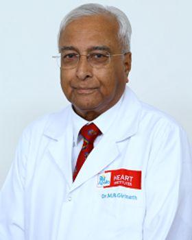 Dr Girinath M R | Best doctors in India