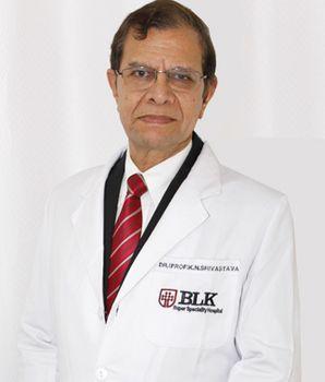 Dr K N Srivastava   Best doctors in India