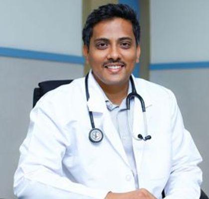Dr K Prabhu | Best doctors in India