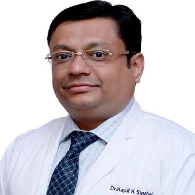 Dr Kapil Kumar Singhal | Best doctors in India