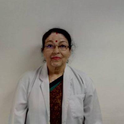 Dr Manju Sinha | Best doctors in India