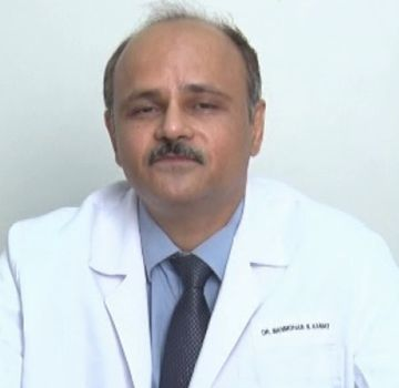 Dr Manmohan Kamath | Best doctors in India