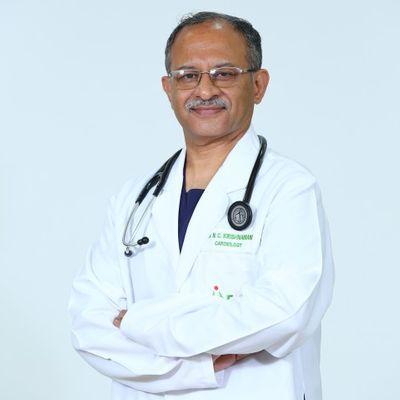 Dr NC Krishnamani | Best doctors in India