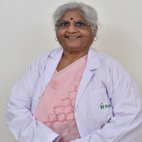 Dr Pravina Shah | Best doctors in India