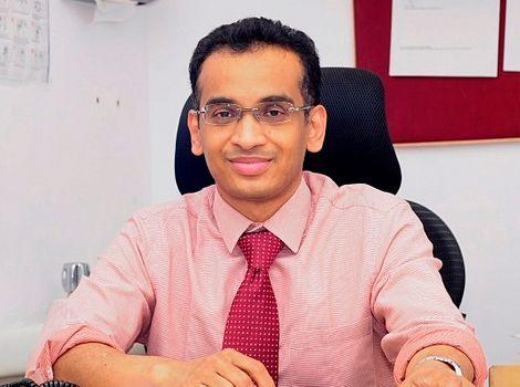 Dr Raj Vigna Venugopal | Best doctors in India
