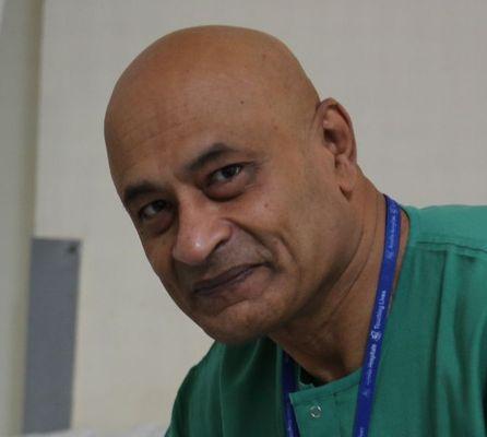 Dr Rajagopalan Krishnan | Best doctors in India