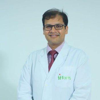 Dr Rajat Gupta | Best doctors in India