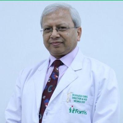 Dr Rajesh Garg | Best doctors in India