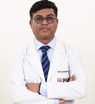 Dr Ritesh Anand | Best doctors in India