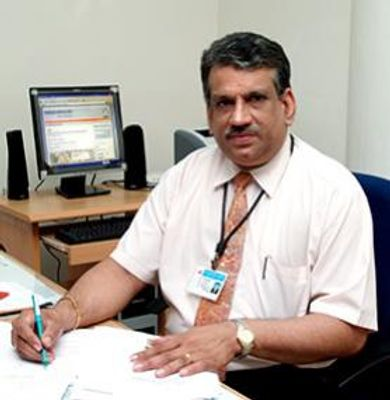 Dr S Anandan | Best doctors in India