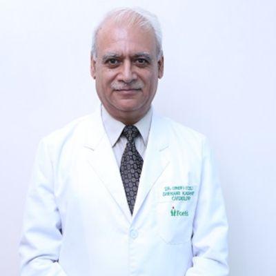 Dr Shekhar Kashyap | Best doctors in India