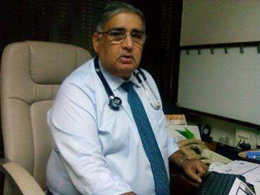 Dr Suresh Vijan   Best doctors in India