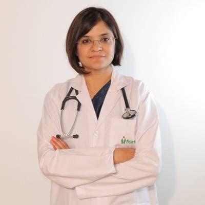 Dr Swati Garekar   Best doctors in India