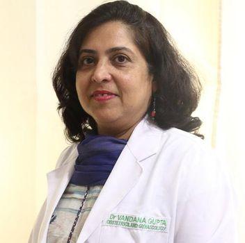 Dr Vandana Gupta | Best doctors in India