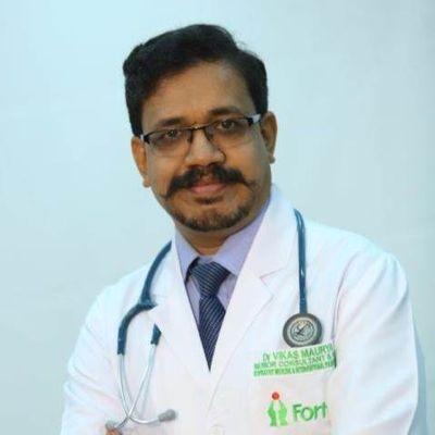 Dr Vikas Maurya | Best doctors in India