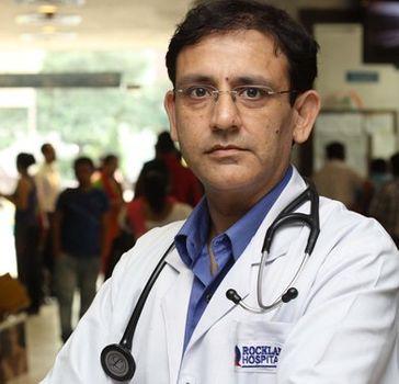 Dr Vikram Kalra | Best doctors in India