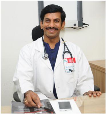 Dr Y Vijayachandra Reddy | Best doctors in India