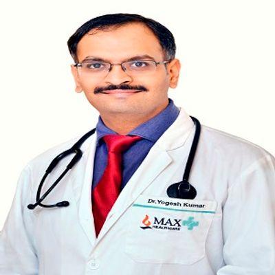 Dr Yogesh Kumar Chhabra | Best doctors in India