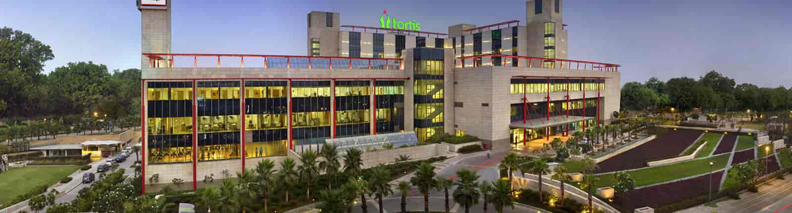 Fortis Memorial Research Institute FMRI ,Gurgaon | Best Hospitals in India